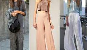 2015 Bayan Pantolon Modelleri