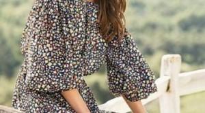 Yazlık Mini Şifon Elbise Modelleri