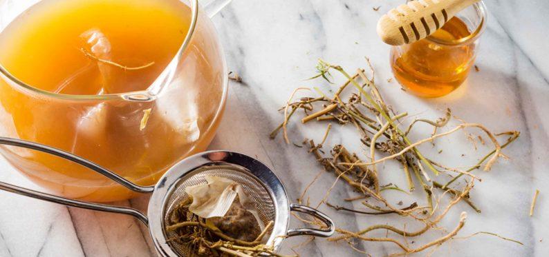 Bitki Çayının İyileştirici Gücü