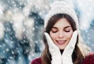 Bembeyaz Kar, Tazecik Cilt; İşte Kışın Cilt Bakımı